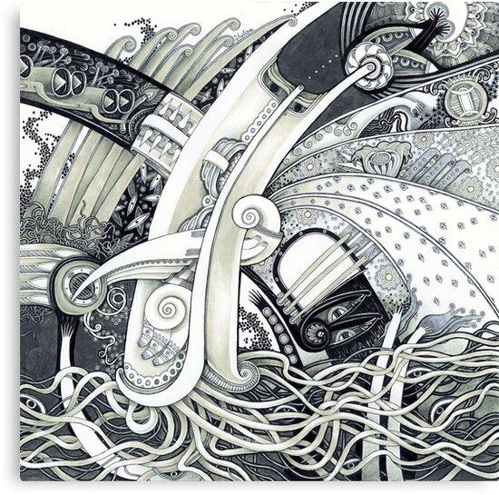 Muddle by Yuliya Art