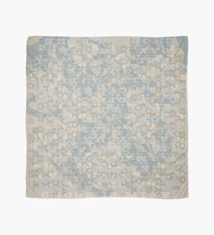 7 DAYS OF SUMMER- MY DAILY STATEMENTS-MY CHOICE Scarf