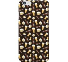 Beers and Bottles iPhone Case/Skin