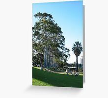 Kings Park Greeting Card