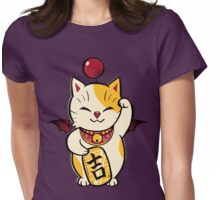 Maneki Kupo Womens Fitted T-Shirt