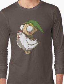 Invader Link Long Sleeve T-Shirt