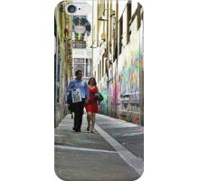 Lane ways and Allys iPhone Case/Skin