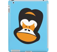 Angry Gorilla ape face iPad Case/Skin