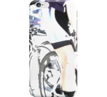 The Art of Cycling  iPhone Case/Skin