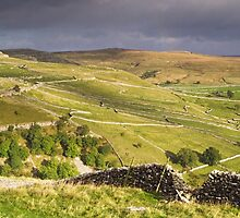 Yorkshire Dales Landscape at Malham by Nick Jenkins