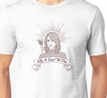 Ally A Saves The Day Unisex T-Shirt