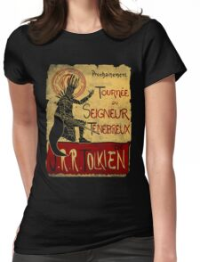 Tournee du seigneur tenebreux Womens Fitted T-Shirt
