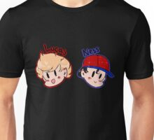 Ness and Lucas! Unisex T-Shirt