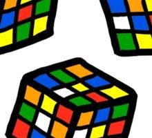 Rubik's Cube Pattern Sticker