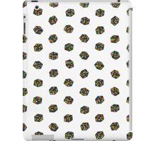Rubik's Cube Pattern iPad Case/Skin