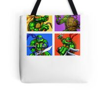 Half Shelled Heroes Tote Bag