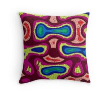 WOMAN 01 Throw Pillow