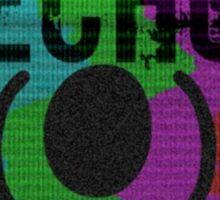 EchoBmx Logo Sticker Sticker