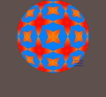 Stars and Whatknots Mens V-Neck T-Shirt