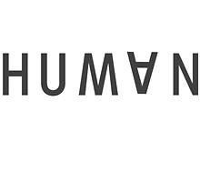 I Am A Human T Shirts, Stickers and Other Gifts by zandosfactry