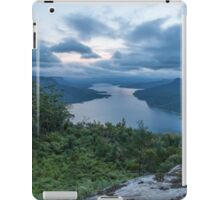 Nature Finds A Way - Secret Location. NSW iPad Case/Skin
