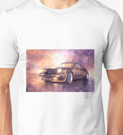 Porsche 911 Turbo 1979 Unisex T-Shirt