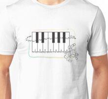piano keys ~ Unisex T-Shirt