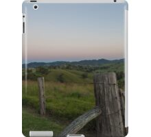 Gloucester Fields iPad Case/Skin