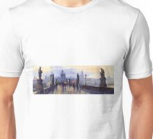 Prague Charles Bridge Unisex T-Shirt
