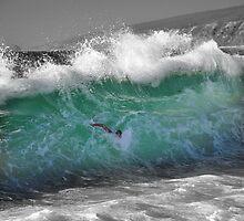 Shorebreak Action by HisSparrow