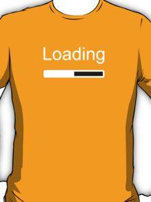 Loading progress bar indicator T-Shirt