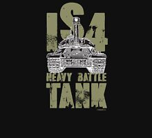 IS4 HEAVY BATTLE TANK Unisex T-Shirt