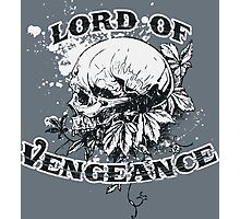 Lord of Vengeance Photographic Print