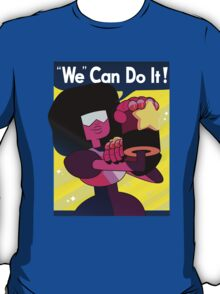 """We"" Can Do it! T-Shirt"