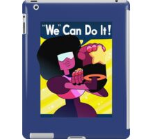 """We"" Can Do it! iPad Case/Skin"