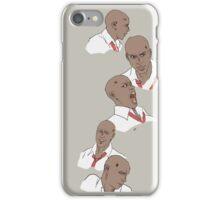 Brown survivor- Louis iPhone Case/Skin