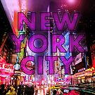 New York City - Color by Nicklas Gustafsson