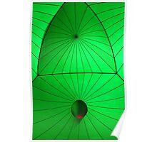 Green Atrium Poster
