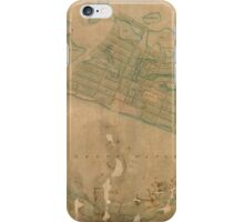 Perth 1838 iPhone Case/Skin