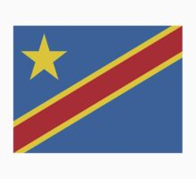 CONGO, African Flag, Congolese Flag, African, Democratic Republic of the Congo Kids Clothes