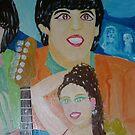 Lara Bingle & Sir Paul Mcartney - The Beatles - Sunilism by Sunil