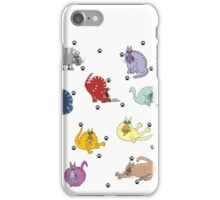 Bad manners.... iPhone Case/Skin
