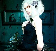 Four Leaf Clover by Alexandra V.Bach