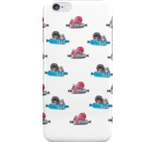 Snoozing on your new stuff iPhone Case/Skin