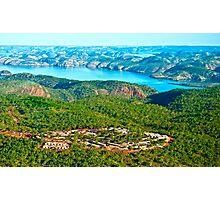 Koolan Island Camp 2013 Photographic Print