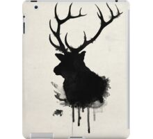 Elk iPad Case/Skin
