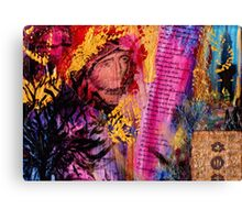 Orientalia 2000 Canvas Print