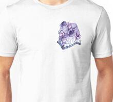 Amethyst Crystal Unisex T-Shirt