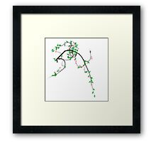 Weeping Branch Framed Print