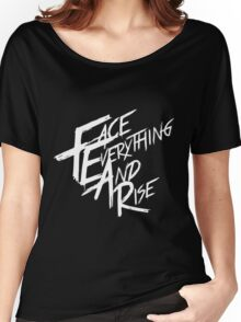 Papa Roach - Face Everything And Rise Women's Relaxed Fit T-Shirt