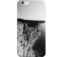 Where sea meets land iPhone Case/Skin
