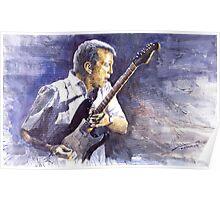 Jazz Eric Clapton Poster