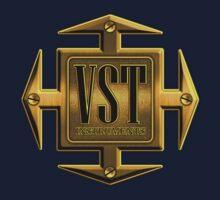 VST Instruments Gold Cross Kids Tee