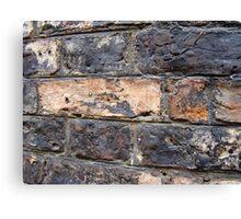 old durham ~ building blocks Canvas Print